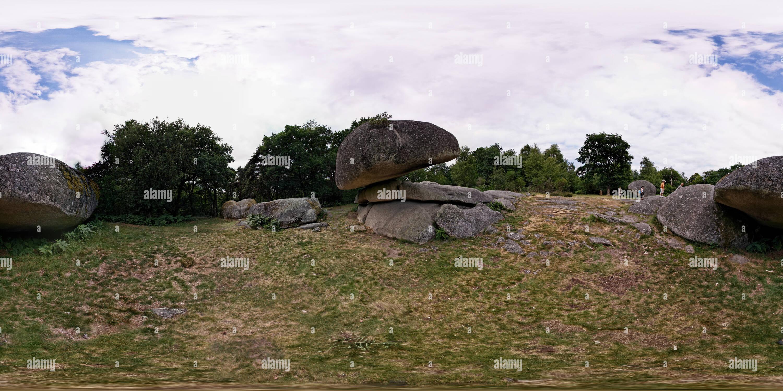 Les_pierres_jaumatres_1 Imagen De Stock