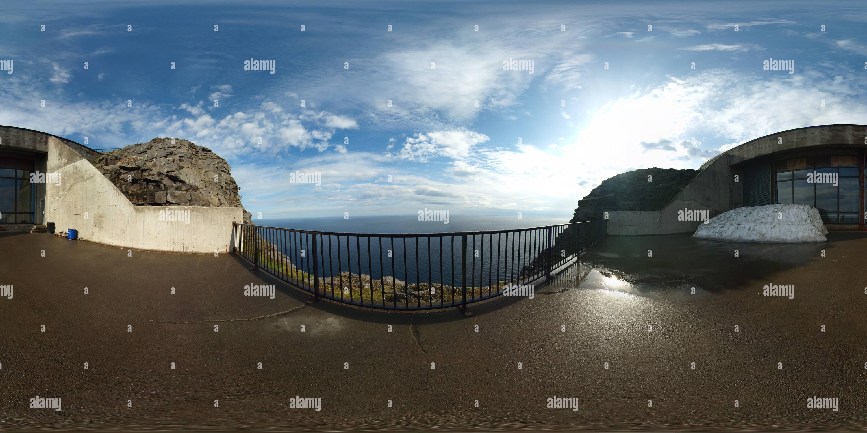 Cabo Norte, King's ver Imagen De Stock