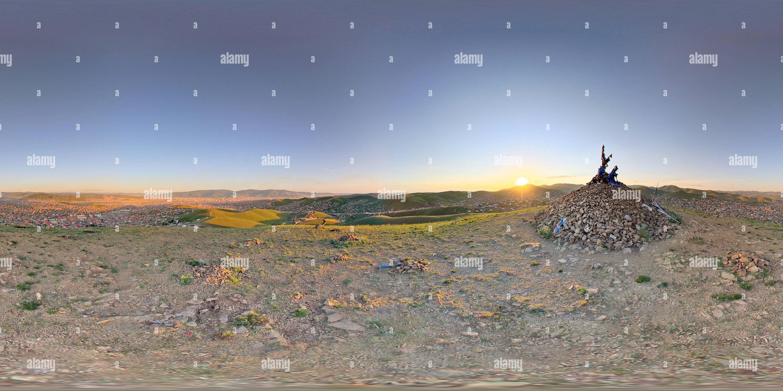 - Distrito Chingeltei Чингэлтэй Imagen De Stock