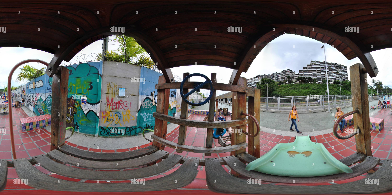 Parque Infantil Imagen De Stock