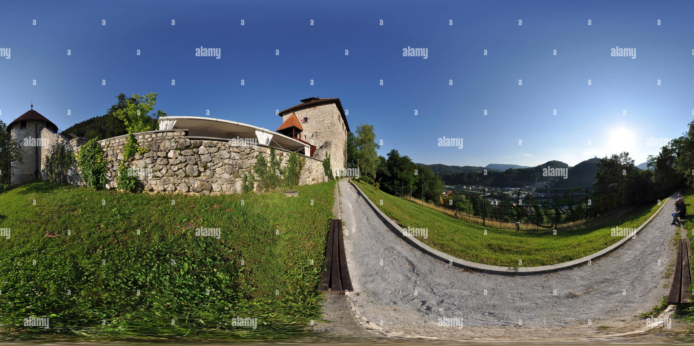 Castillo de Tabor, Laško Imagen De Stock