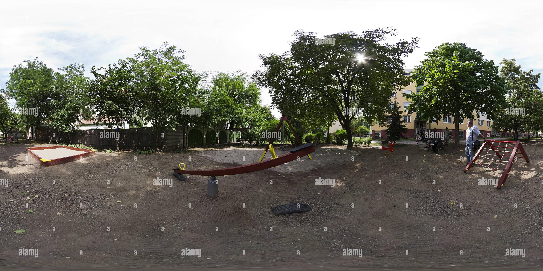 Bihari Street - Nueva área infantil Imagen De Stock