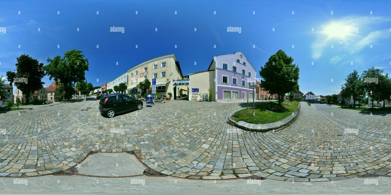 Schönberg - Luitpoldplatz Imagen De Stock