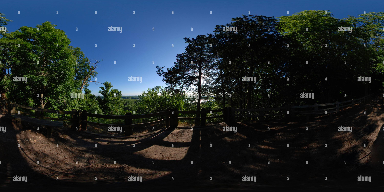 Palisades Mississippi State Park Imagen De Stock