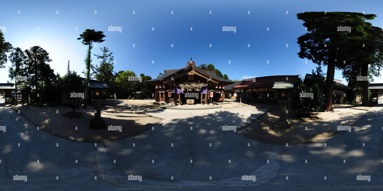 Yaegaki Yaegaki Jinjya - Santuario - Imagen De Stock