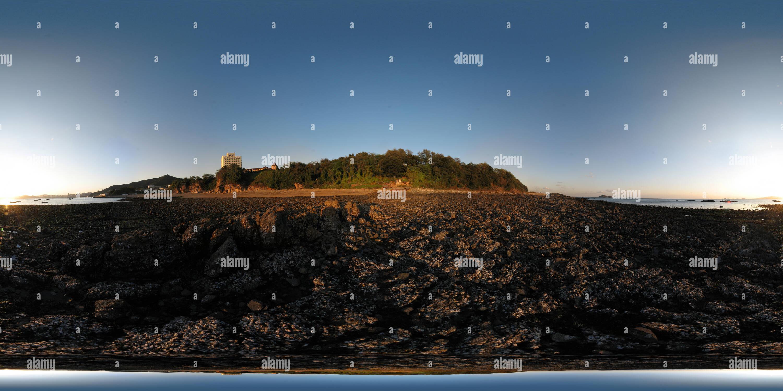 Yinshatanjiaoshi Imagen De Stock