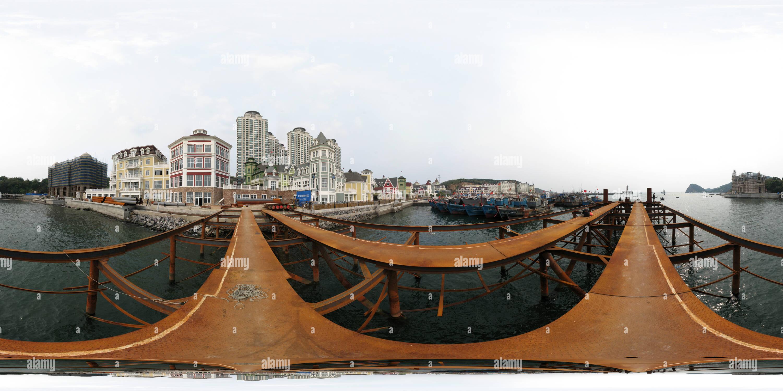 Hutanyugangtieqiao Imagen De Stock
