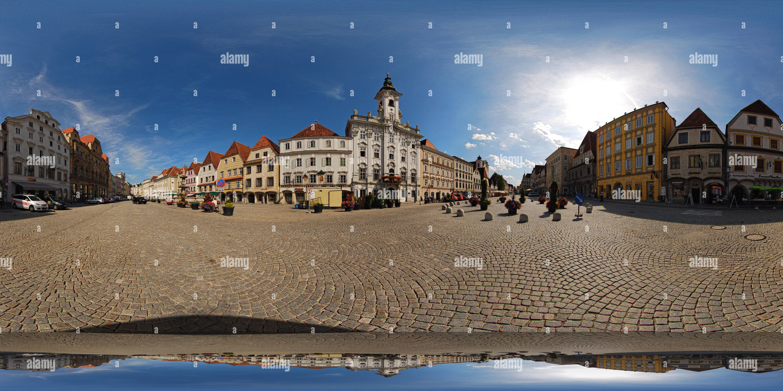 Steyr, Stadtplatz Imagen De Stock