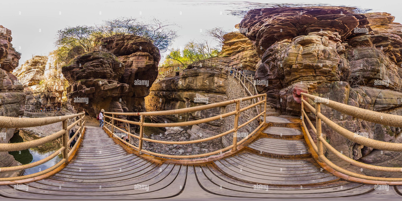 Las Montañas Taihang 3 Imagen De Stock