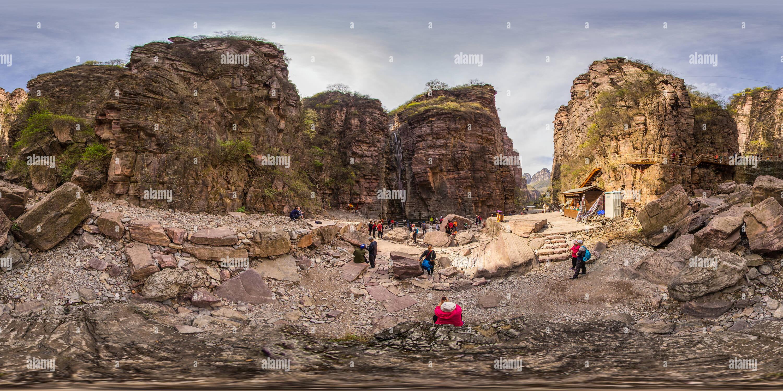 Las Montañas Taihang 4 Imagen De Stock