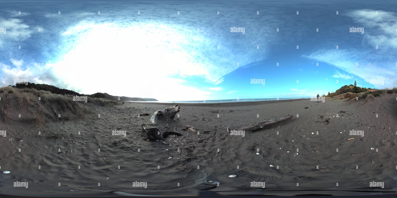 Ohope beach Imagen De Stock
