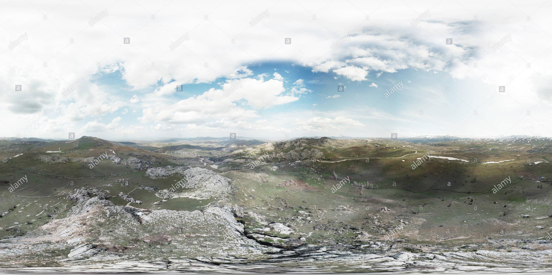 Kale Bozkır Soğucaklı Mevkisi Imagen De Stock