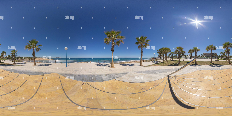 Playa Flamenca. Imagen De Stock