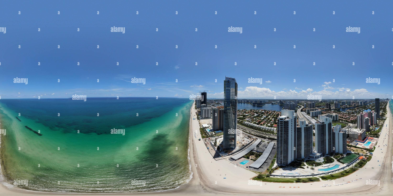 Sunny Isles Beach. Florida Imagen De Stock