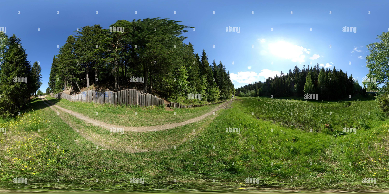Долина Семь ручьев Лето 2019 Imagen De Stock