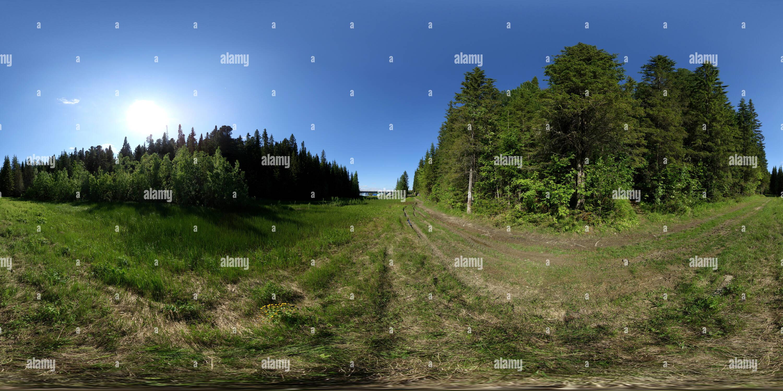 Долина Семь ручьев Лето 2019_2 Imagen De Stock
