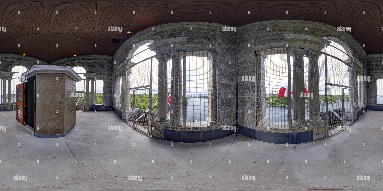 El Dingle - piso superior Imagen De Stock