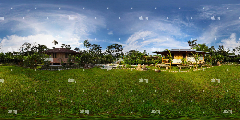 AMA Eco Lodge Imagen De Stock