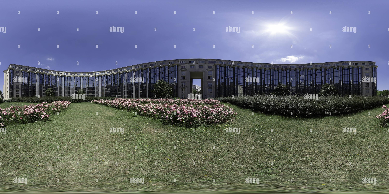 Jardin Des Colonnes Imagen De Stock