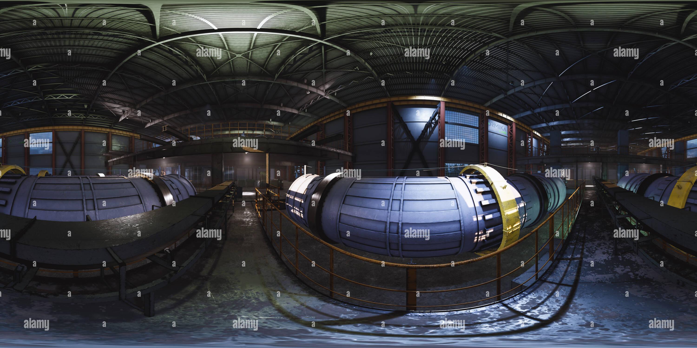Vue panoramique à 360° de Uralhim VR