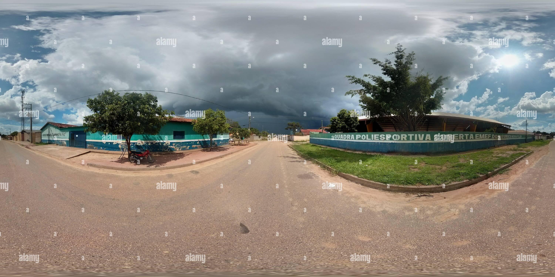 Vue panoramique à 360° de Avenida Ireno ledo Visão panorâmica em 360º graus.