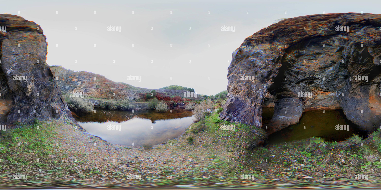 Vue panoramique à 360° de Les sept caves