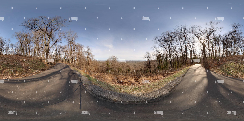 Vue panoramique à 360° de Sommet du Lea