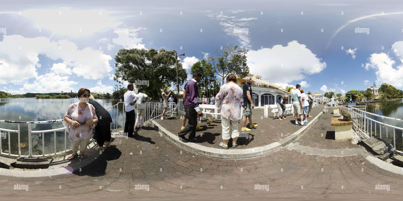 Vue panoramique à 360° de 3 Maurice Grand Bassen