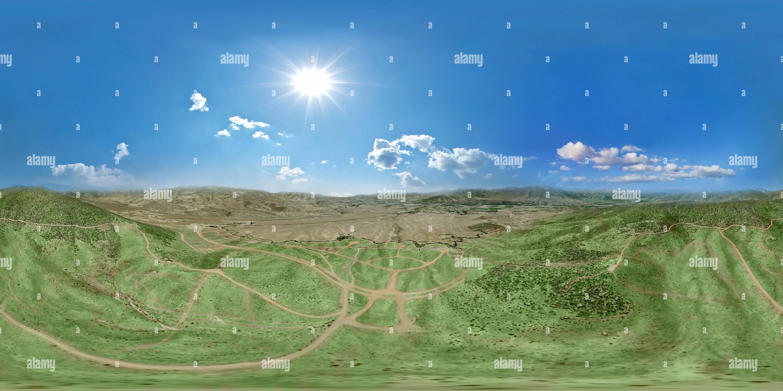 Vue panoramique à 360° de Gran Terra Elqui