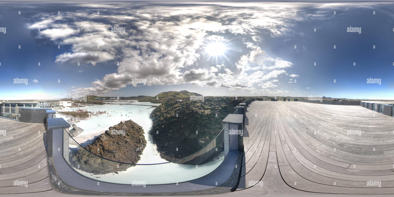 Blue Lagoon Photo Stock