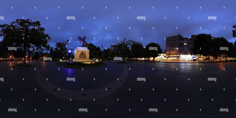 Anitpark-nuit Photo Stock