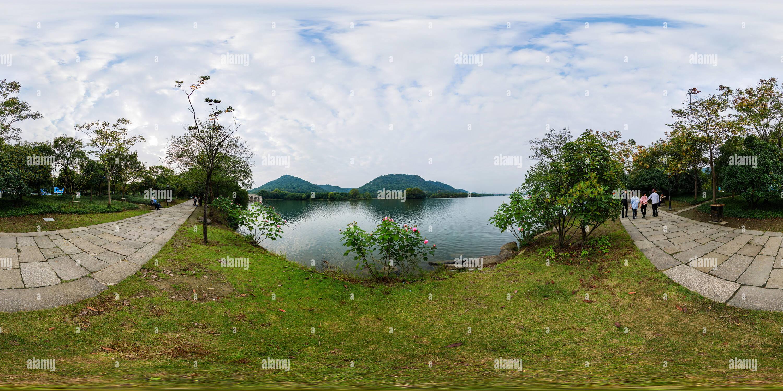 26 Lac Xianghu Photo Stock