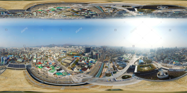 하늘마당 광주 Photo Stock