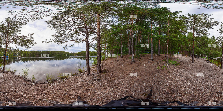 Satamosaari Saimaa Photo Stock