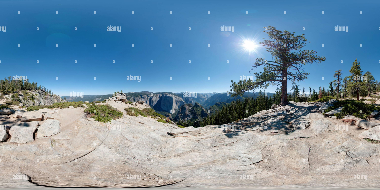 Panorama Panorama de l'été Point Dewey Photo Stock