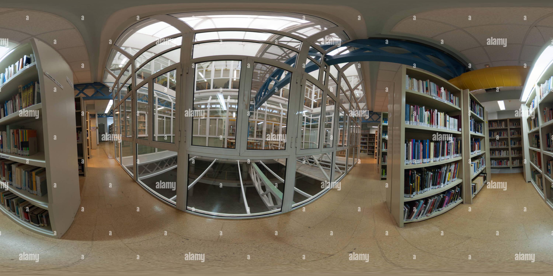 Biblioteca El Puerto de Santa María Photo Stock