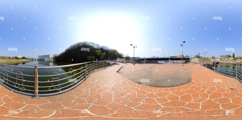 Gongji park Photo Stock