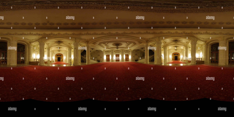 Chambre du Parlement Bucarest Photo Stock