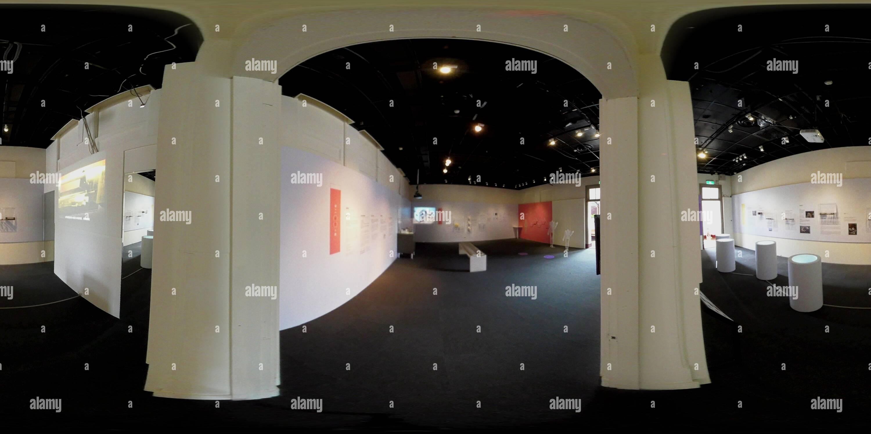 """'Hard + Pi = Bonheur"""" Exposition à NCKU Museum (partie 2) Photo Stock"""