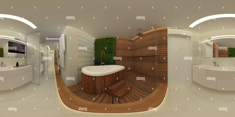 Suite - spa Photo Stock