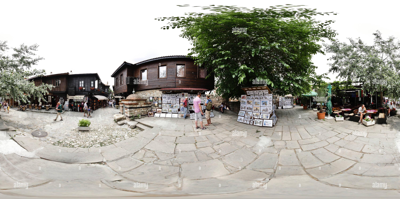 Marché de Nessebar Photo Stock