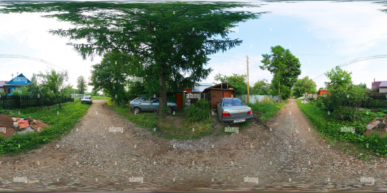 Посёлок Ашукино Photo Stock