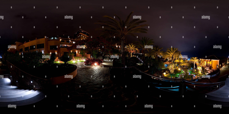 Ночной Вид Photo Stock