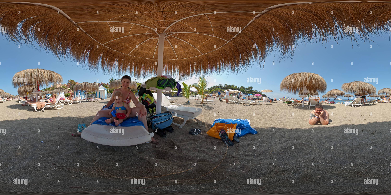 Пляж Photo Stock
