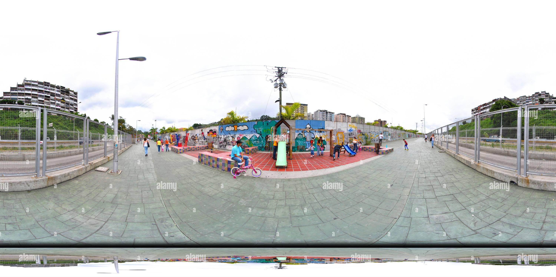 En el Parque Photo Stock