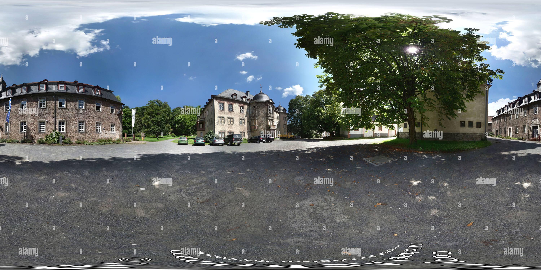 Schloss und Rentkammer Photo Stock