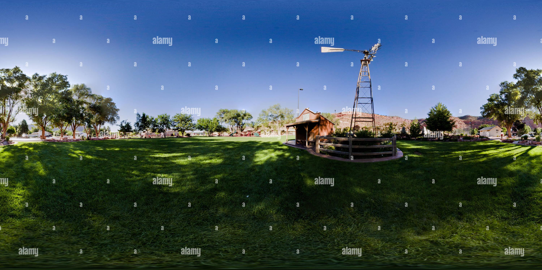 Jacob Hamblin Park, Kanab, Utah USA Photo Stock