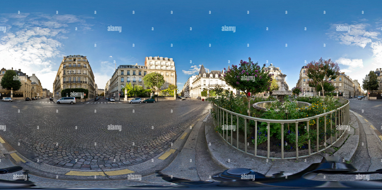 Rue François 1 er Paris Photo Stock