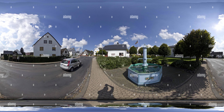 Centre guckheim Photo Stock