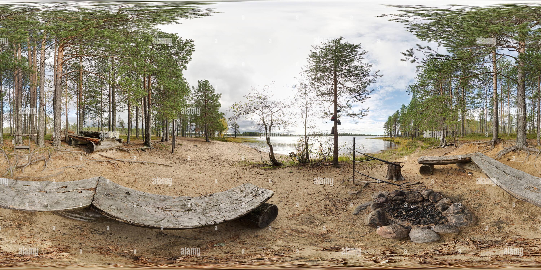 , Tiilikka Koirakivi Photo Stock